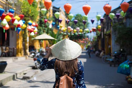 Port City of Hoi An