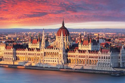 Dashing Danube