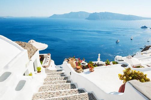 Greek Islands Getaway
