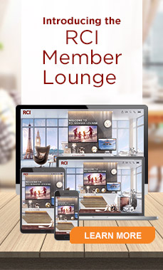 Introducing RCI Member Lounge
