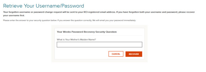How to Retrieve Your Password