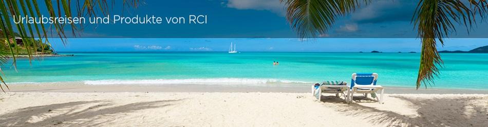 RCI Holidays and Products