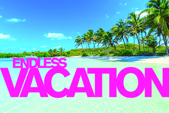Endless Vacation magazine