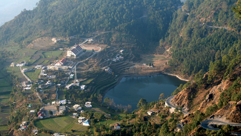 View resorts in Bhimtal