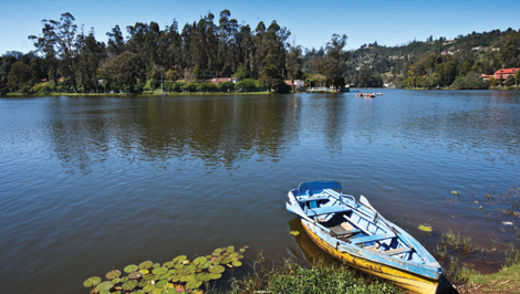 View resorts in Kodaikanal