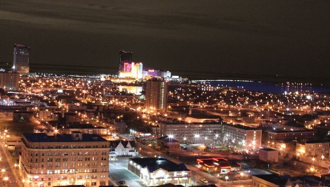 View resorts in New jersey- Atlantic City