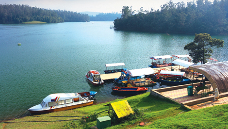 View resorts in Ooty
