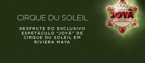 """""""Cirque du Soleil Riviera Maya Novembro, 2016 """""""