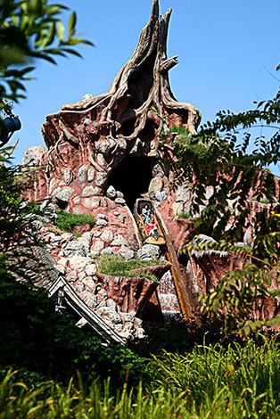 Splash Mountain Disney