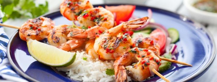 La Gastronomía de: Mazatlán